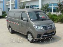 金龙牌NJT5020XXYBEV8型纯电动厢式运输车