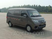 金龙牌NJT5020XXYBEV9型纯电动厢式运输车