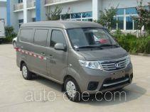 金龙牌NJT5020XXYBEVC型纯电动厢式运输车