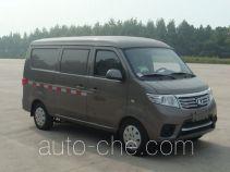 金龙牌NJT5020XXYBEVD型纯电动厢式运输车