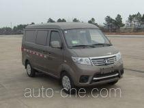 金龙牌NJT5020XXYBEVF型纯电动厢式运输车