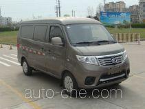 金龙牌NJT5020XXYBEVH型纯电动厢式运输车