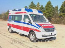 King Long NJT5030XJH ambulance