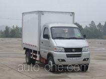 金龙牌NJT5030XXYBEV型纯电动厢式运输车