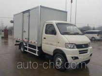 金龙牌NJT5033XXYBEV型纯电动厢式运输车