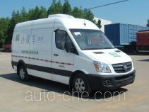 King Long NJT5040XLCBEV electric refrigerated truck