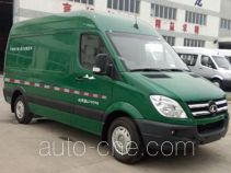 King Long NJT5040XXYBEV electric cargo van