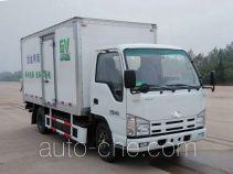 金龙牌NJT5041XXYBEV型纯电动厢式运输车