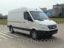 金龙牌NJT5045XXYBEV型纯电动厢式运输车
