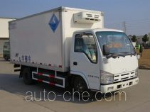 King Long NJT5071XLCBEV electric refrigerated truck