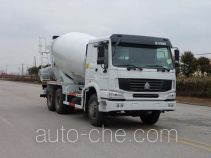 King Long NJT5251GJB concrete mixer truck