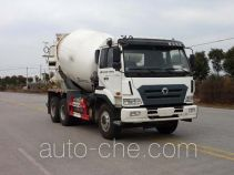 King Long NJT5252GJB concrete mixer truck