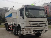 King Long NJT5310THL granular ammonuim nitrate and fuel oil (ANFO) on-site mixing truck
