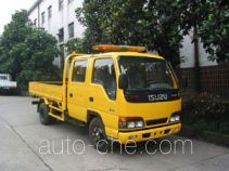 Isuzu NKR55LLEWACJQX engineering rescue works vehicle