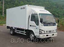 Isuzu NKR77LLEACJAX van truck