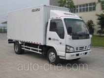 Isuzu NKR77LLEACJAX1 van truck