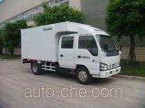 Isuzu NKR77LLEWCJAXS van truck