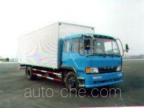 Lingqiao NPQ5125XXY box van truck