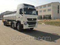 Mulika NTC5313GNYSZZ360 milk tank truck