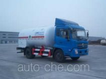 CIMC NTV5160GDYD cryogenic liquid tank truck