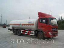 CIMC NTV5250GDY cryogenic liquid tank truck