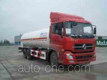 CIMC NTV5250GDYD cryogenic liquid tank truck