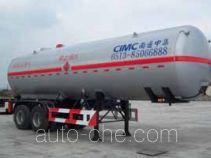 CIMC NTV9280GYQ liquefied gas tank trailer