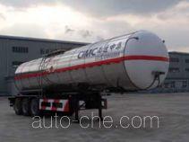 CIMC NTV9400GHYR chemical liquid tank trailer