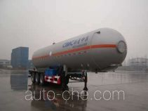 CIMC NTV9400GYQL liquefied gas tank trailer
