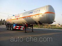 CIMC NTV9400GYQT liquefied gas tank trailer