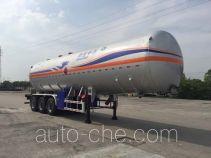 CIMC NTV9400GYQW liquefied gas tank trailer