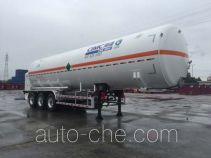 CIMC NTV9401GDYC cryogenic liquid tank semi-trailer