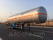 CIMC NTV9401GYQS liquefied gas tank trailer