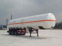 CIMC NTV9402GDY cryogenic liquid tank semi-trailer