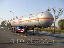 CIMC NTV9402GYQQ liquefied gas tank trailer