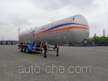 CIMC NTV9403GYQ liquefied gas tank trailer
