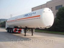 CIMC NTV9404GDY cryogenic liquid tank semi-trailer