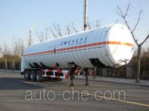 CIMC NTV9406GDY cryogenic liquid tank semi-trailer