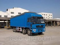 XCMG NXG5310CPY3B soft top box van truck