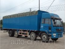 XCMG soft top box van truck