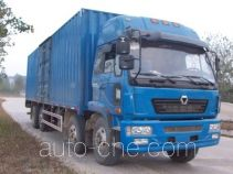 XCMG NXG5319XXY3A box van truck