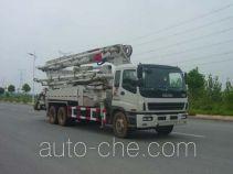 Jidong NYC5290THB concrete pump truck