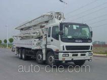Jidong NYC5380THB concrete pump truck