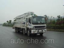 Jidong NYC5381THB concrete pump truck