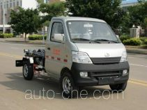 Yuchai Xiangli NZ5020ZXX detachable body garbage truck