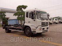 Yuchai Special Vehicle NZ5160ZXXYH detachable body garbage truck