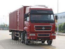 Yuchai Xiangli NZ5240XXY box van truck