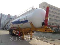 Haifulong PC9401GFL low-density bulk powder transport trailer