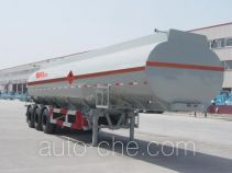 Haifulong PC9403GRYB flammable liquid tank trailer