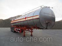 Haifulong PC9404GRYA flammable liquid tank trailer